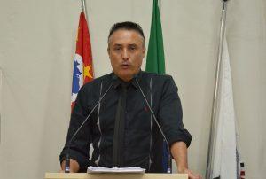 Vereador Rafael Marreiro pede secretaria de segurança pública e plano de carreira para servidores da área