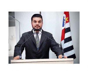 Vereador Rafael Tanzi destaca principais ações dos três anos de mandato