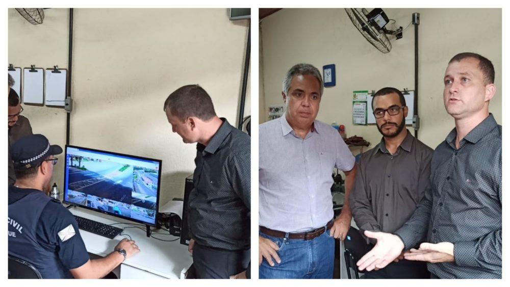 Primeiras etapas do Sistema de Monitoramento Inteligente começam a funcionar em São Roque