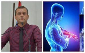 Lei do Vereador Cabo Jean permitirá atendimento preferencial às pessoas com fibromialgia