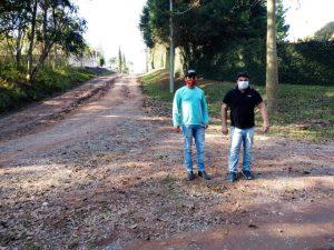 Vereador Rafael Tanzi pede manutenção das Estradas Rurais