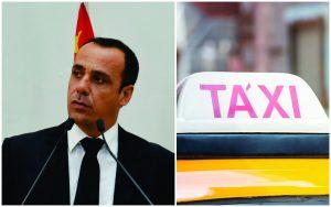 Vereador Marquinho Arruda pede criação de ponto de táxi no Catarina Outlet