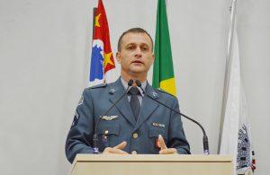Cabo Jean agradece prefeito e vereadores pela aprovação do pró-labore aos Policiais Militares
