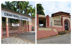Vereador Cabo Jean sugere ao Poder Executivo terceirização dos Cemitérios Municipais