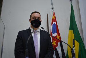 Vereador Guilherme Nunes pede prioridade para vacinação contra a COVID-19 aos atendidos nas entidades assistenciais