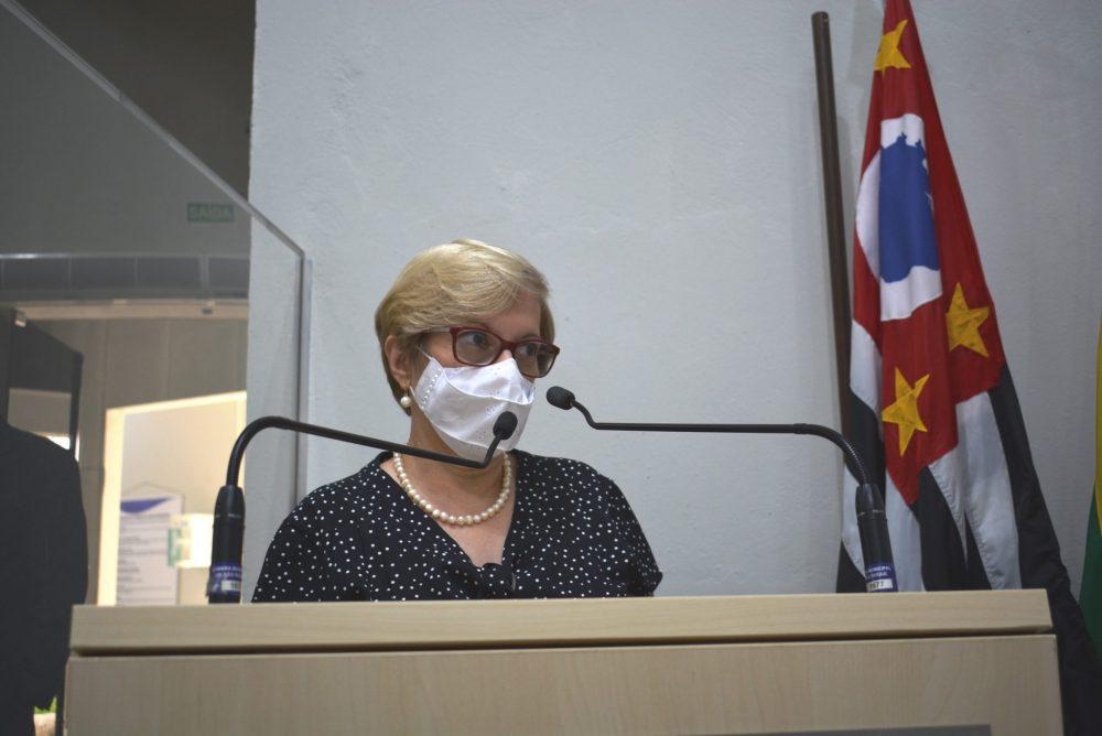 Vereadora Dra. Claudia busca implantação do Conselho Municipal dos Direitos da Mulher