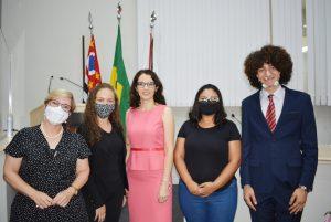 Vereadores Claudia Pedroso e Paulo Juventude querem tradução de Libras para Sessões da Câmara de São Roque