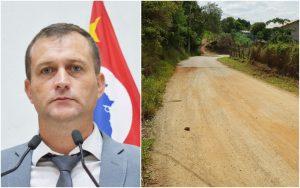 Cabo Jean conquista Emenda Parlamentar de R$150 mil para infraestrutura através do Deputado Estadual Roberto Morais