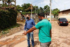 Cabo Jean reivindica melhorias urgentes no bairro do Mirim