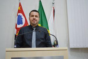Vereador Thiago Nunes sugere criação de escolas de esportes em São Roque