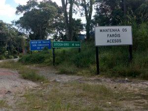 Vereador Cabo Jean pede municipalização da Estrada da Aeronáutica