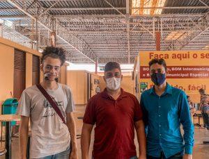 Vereadores visitam Terminal Rodoviário e indicam melhorias necessárias