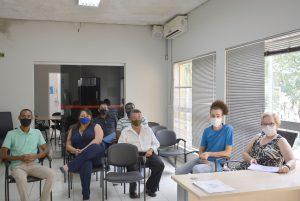 Vereadores participam de reunião para discutir formação profissional de adolescentes e jovens