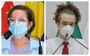 Vereadores Dra Claudia e Paulo Juventude apresentam projeto para instituir programa da dignidade íntima feminina