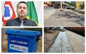 Vereador Thiago Nunes conquista diversas melhorias para São João Novo