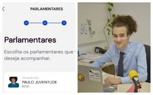 Vereador Paulo Juventude disponibiliza aplicativo para conectar população ao gabinete