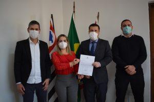 Vereadores conquistam Emenda de R$100 mil para investimentos na Guarda Municipal