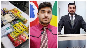Vereadores fiscalizam kit merenda e aprovam a qualidade dos produtos
