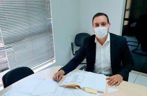 Vereador Guilherme Nunes sugere criação de Brigada de Incêndio Municipal