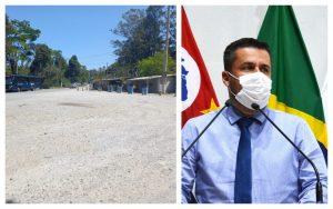 Vereador Thiago Nunes indica construção de rotatória e implantação de um terminal de ônibus na divisa entre São Roque e Itapevi