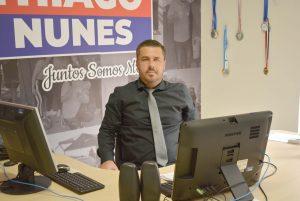 Aprovado Projeto de Lei de Thiago Nunes que institui Semana do Profissional de Educação Física