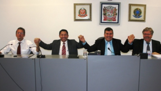 Mesa Diretora 2008