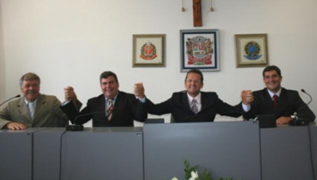 Mesa Diretora - Exercício 2009