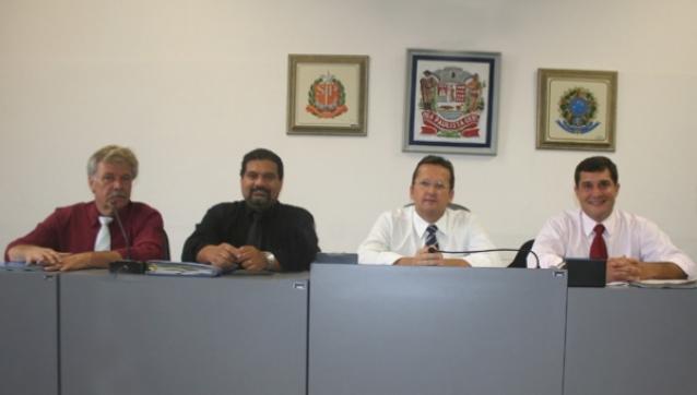 Mesa Diretora - Exercício 2010