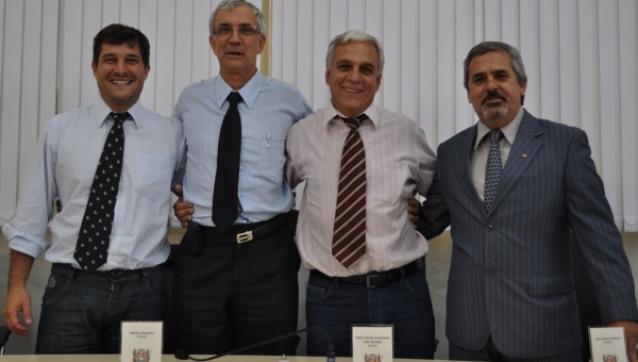 Mesa Diretora - Exercício 2012