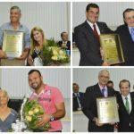 Câmara Municipal concede títulos de cidadãos são-roquenses