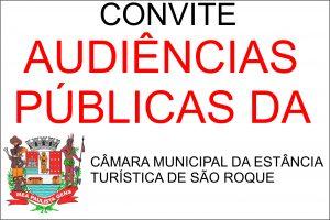 Câmara concede Audiência Pública ao Executivo para avaliar cumprimento de metas fiscais na área da saúde do município