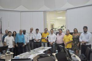 Vereadores e representantes da CCR ViaOeste discutem Projeto referente à duplicação da Raposo Tavares