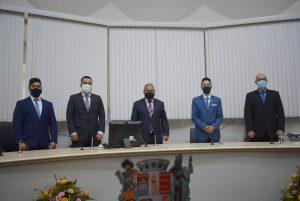 Vereador Julio Mariano é eleito Presidente da Câmara de São Roque