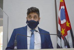 Vereador Diego Costa pede que Prefeitura exija teste de Covid para turistas durante feriado