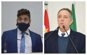 Vereadores reivindicam higienização e desinfecção de vias para prevenir o coronavírus