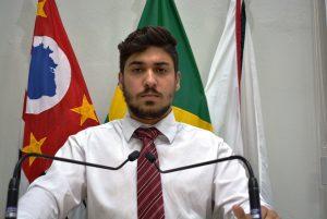 """Vereador Diego Costa pede retorno do programa """"Melhor em Casa"""""""