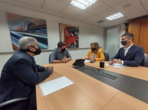 Vereador Julio Mariano participa de reunião que discute a Pedreira como futuro ponto turístico oficial do município