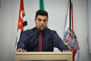 Vereador Rafael Tanzi pede aos Prefeitos das cidades vizinhas para que ajudem financeiramente ao Hospital Santa Casa