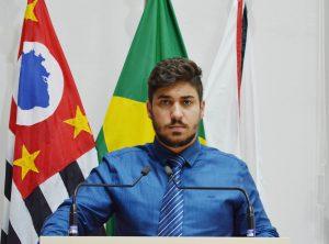 Vereador Diego Costa denuncia conivência da Divisão de Cultura em uso irregular da Brasital durante fase emergencial