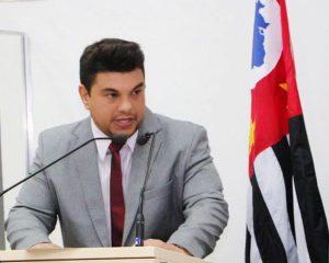 Vereador Rafael Tanzi sugere pacote de medidas para aceleração da economia do município