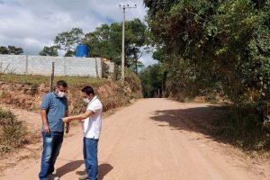 Vereador Thiago Nunes pede implantação de postes de iluminação pública