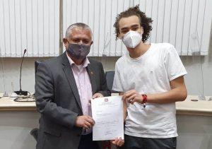 Vereador Paulo Juventude conquista R$100 mil para investimentos em agroecologia