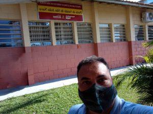 Vereador Clóvis da Farmácia solicita ambulância para a Unidade Básica de Saúde de São João Novo