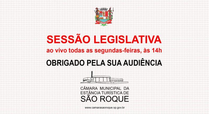 Sessão Ordinária do dia 13 de Outubro de 2021