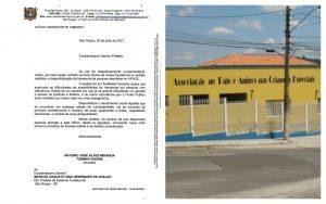 Vereador Toninho Barba pede ao Executivo para que viabilize o transporte dos atendidos pela APACE