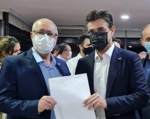Vereador Toninho Barba pede ao Governo do Estado agilidade para liberar recursos para a compra de um veículo tipo baú refrigerado para distribuição e armazenamento de leite