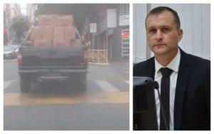 Cabo Jean denuncia: Cestas básicas para doação estão estocadas na Prefeitura