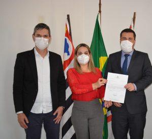 Emenda Parlamentar conquistada pelo Vereador Thiago Nunes já está nos cofres públicos