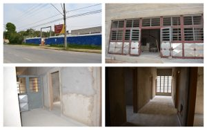 Unidades Básicas de Saúde: Vereador Diego Costa fiscaliza obras que estão em fase de acabamento