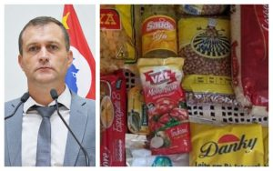 Vereador Cabo Jean afirma: Mesmo com dinheiro em caixa sobrando para alimentação escolar, Kits merenda não são entregues com regularidade
